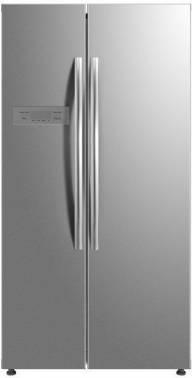 Холодильник Daewoo RSM580BS серый