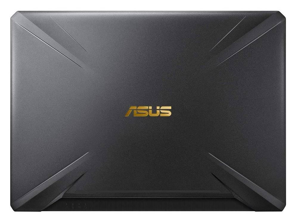 "Ноутбук 15.6"" Asus TUF Gaming FX505GE-BQ150 темно-серый (90NR00S1-M08640) - фото 11"