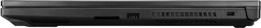 """Ноутбук 15.6"""" Asus ROG GL504GV-ES112T черный (90NR01X1-M02100) - фото 6"""