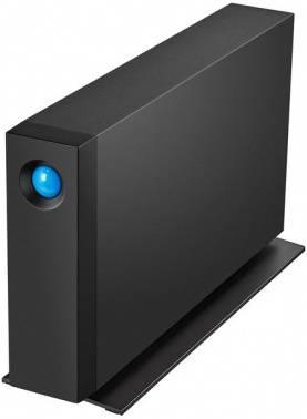 Внешний жесткий диск 4Tb Lacie d2 Professional STHA4000800 черный USB-C