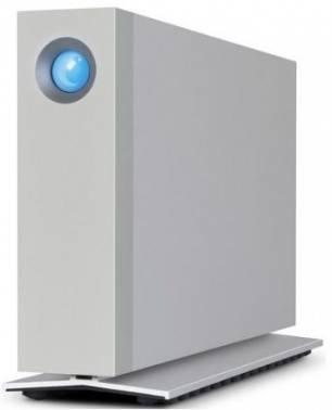 Внешний жесткий диск 6Tb Lacie d2 STFY6000400 серебристый Thdb3