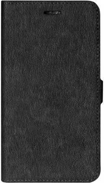 Чехол (флип-кейс) DF для Xiaomi Redmi 7A xiFlip-46 черный (DF XIFLIP-46 (BLACK)) (плохая упаковка)