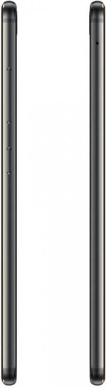 Смартфон Nubia Z17 Mini 128ГБ черный/золотистый (Z17 MINI) - фото 3
