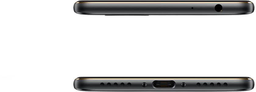 Смартфон Nubia Z17 Mini 128ГБ черный/золотистый (Z17 MINI) - фото 4