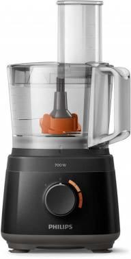 Кухонный комбайн Philips HR7320 черный (HR7320/10)
