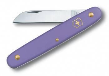 Нож Victorinox EcoLine Floral фиолетовый (3.9050.22b1)