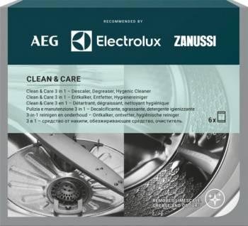 Чистящее средство для бытовой техники Electrolux M3GCP400, 12шт. (902979919)