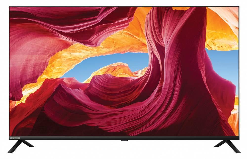 Телевизор Hyundai H-LED32ET4100 черный - фото 1