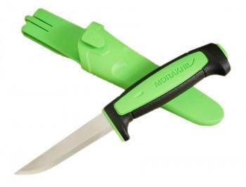 Нож Mora Basic 511 Limited Edition 2019 черный/зеленый (13466)