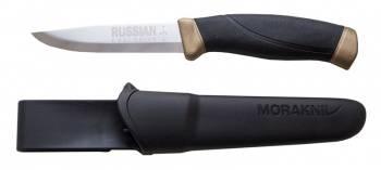 Нож Mora Companion Russian Limited черный/золотистый (13643)