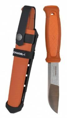 Нож Mora Kansbol Multi-mount оранжевый/красный (13507)