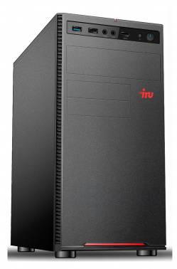 Компьютер IRU Home 315 черный (1162618)