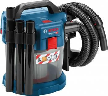 Строительный пылесос Bosch GAS 18V-10 L синий (06019C6300)