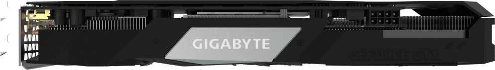 Видеокарта Gigabyte GV-N1660GAMING-6GD 6144 МБ - фото 4