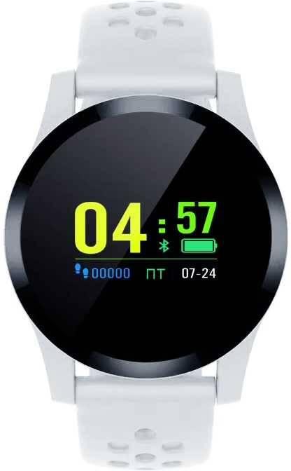 Смарт-часы SMARTERRA Zen белый (SMZWT) - фото 1