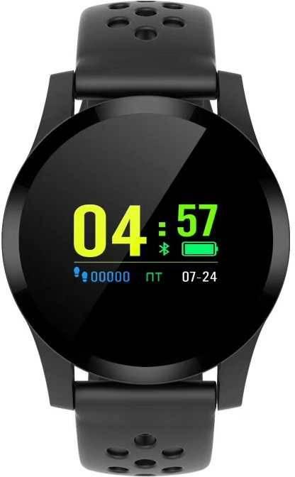 Смарт-часы SMARTERRA Zen черный (SMZB) - фото 1