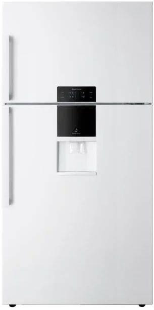 Холодильник Daewoo FGK56WFG белый - фото 1