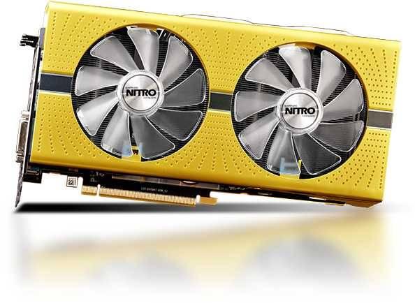 Видеокарта Sapphire NITRO+ RX 590 8G AMD 50TH EDITION 8192 МБ (11289-07-20G) - фото 1