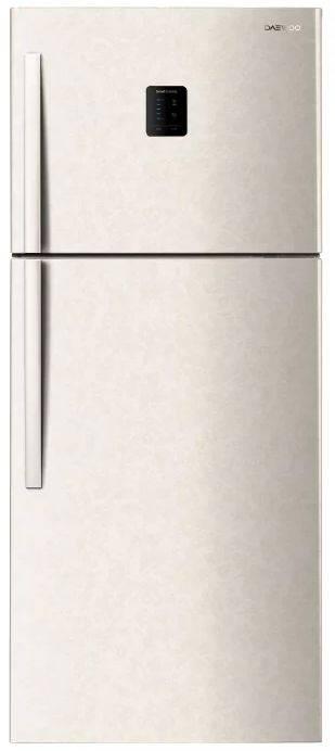 Холодильник Daewoo FGK51CCG бежевый - фото 1