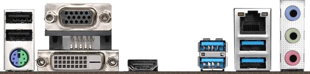 Материнская плата Asrock B365M-HDV Soc-1151v2 mATX - фото 4