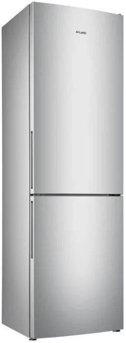 Холодильник Атлант 4624-181 серебристый - фото 1