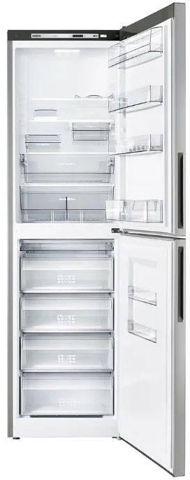 Холодильник Атлант 4625-181 серебристый - фото 2