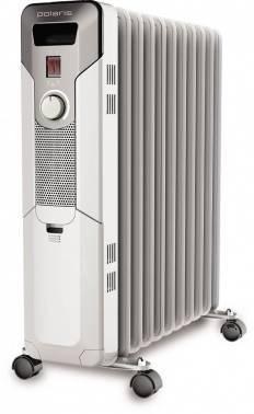 Масляный радиатор Polaris PRE W 1125 белый