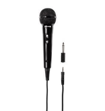 Микрофон Thomson M135 черный (00131592) - фото 1