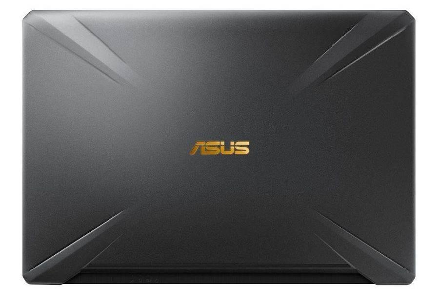 "Ноутбук 17.3"" Asus TUF Gaming FX705GM-EV203T темно-серый (90NR0121-M04320) - фото 4"