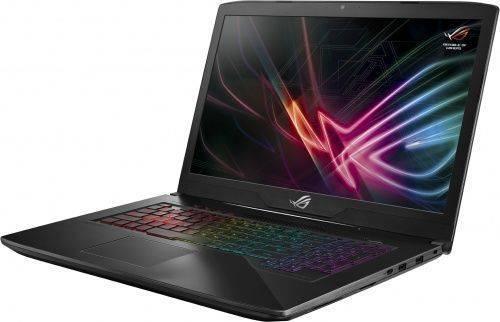 """Ноутбук 17.3"""" Asus ROG GL703GE-GC101 черный (90NR00D2-M04360) - фото 2"""