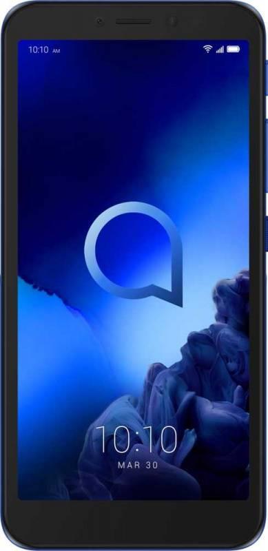 Смартфон Alcatel 1V 5001D 16ГБ синий (5001D-2BALRU1) - фото 1