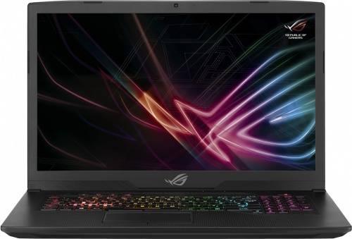 """Ноутбук 17.3"""" Asus ROG GL703GM-EE224T черный (90NR00G1-M04830) - фото 1"""