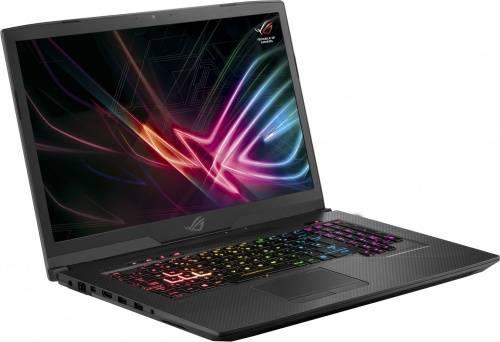 """Ноутбук 17.3"""" Asus ROG GL703GM-EE224T черный (90NR00G1-M04830) - фото 3"""