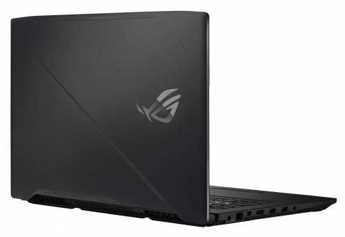 """Ноутбук 17.3"""" Asus ROG GL703GM-EE224T черный (90NR00G1-M04830) - фото 4"""