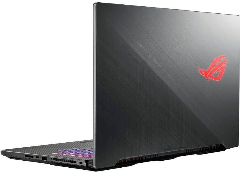 "Ноутбук 17.3"" Asus ROG GL704GM-EV068T черный (90NR00N1-M01350) - фото 3"