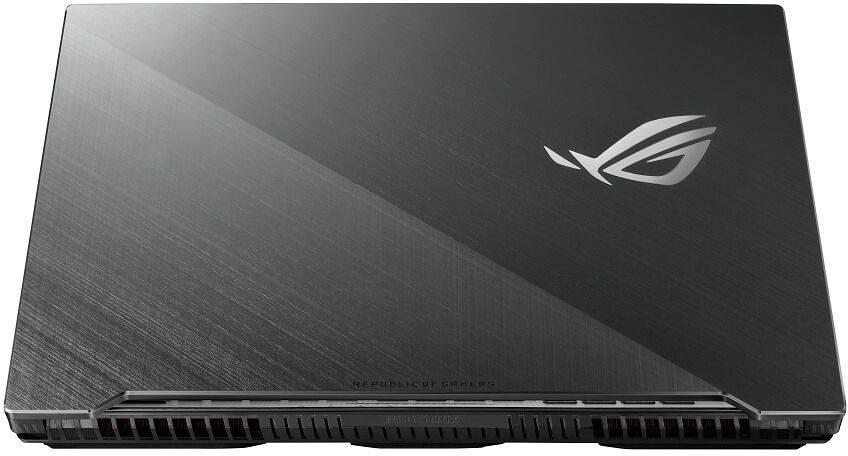 "Ноутбук 17.3"" Asus ROG GL704GM-EV068T черный (90NR00N1-M01350) - фото 5"