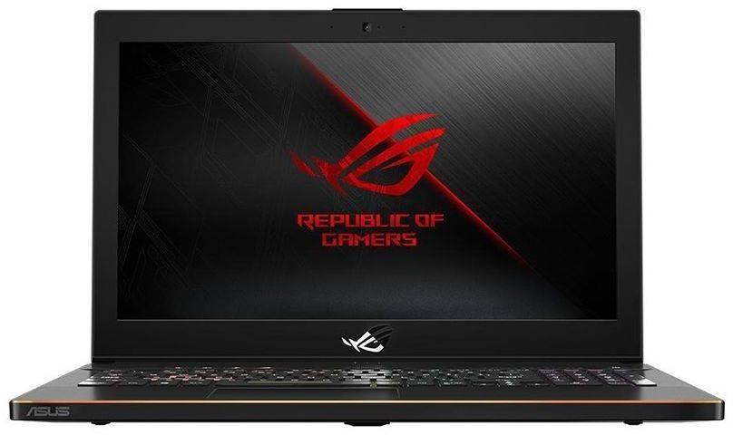 """Ноутбук 15.6"""" Asus ROG GM501GM-EI032 черный (90NR00F1-M01850) - фото 1"""