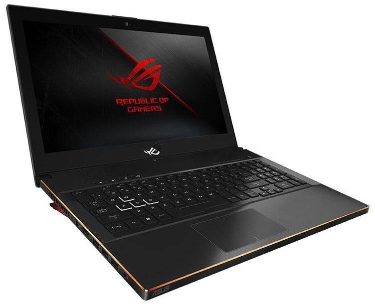 """Ноутбук 15.6"""" Asus ROG GM501GM-EI032 черный (90NR00F1-M01850) - фото 3"""