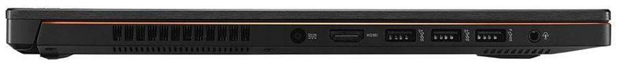 """Ноутбук 15.6"""" Asus ROG GM501GM-EI032 черный (90NR00F1-M01850) - фото 5"""