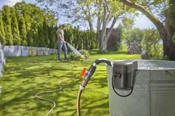 Садовый насос Gardena 2000/2 Li-18 (01749-20.000.00) - фото 3