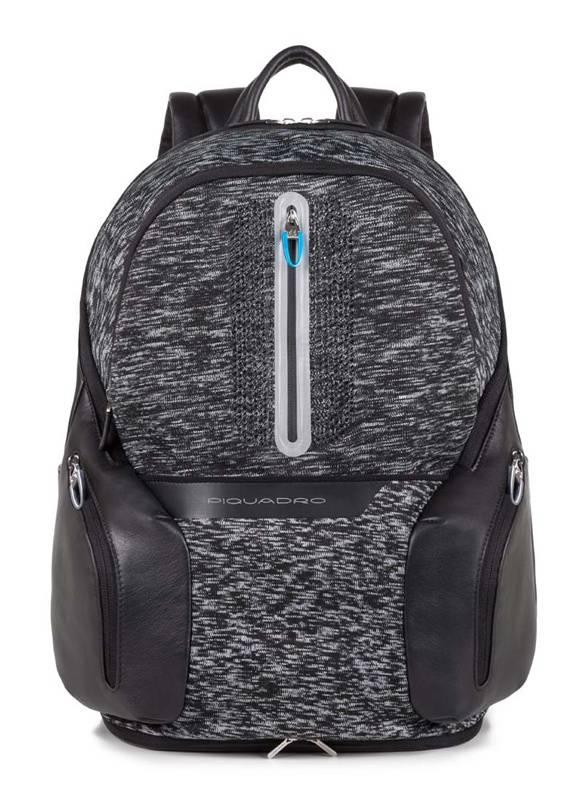 Рюкзак Piquadro Coleos черный, кожа натуральная и искусственная (CA2943OS38BM/N) - фото 1