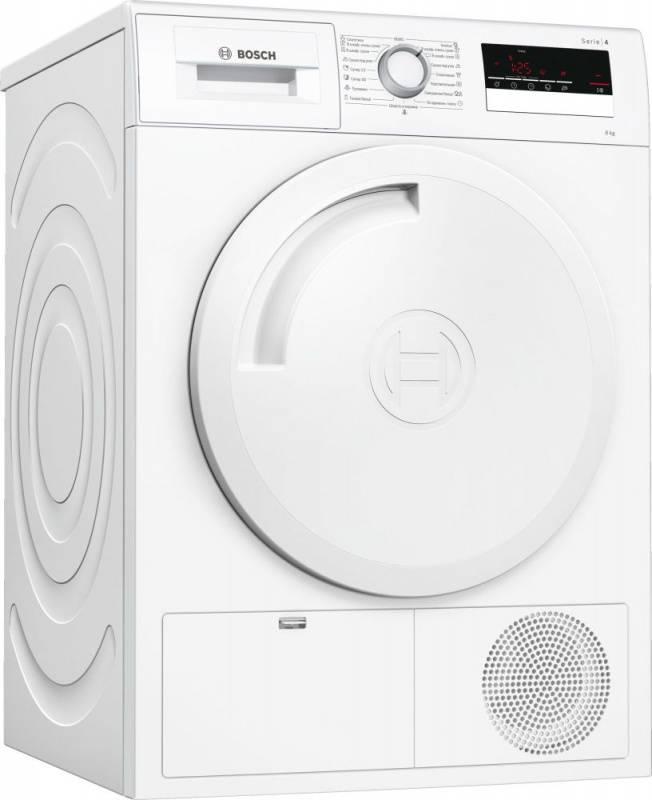 Сушильная машина Bosch WTM83201OE белый - фото 1