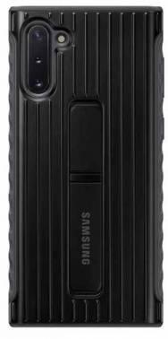 Чехол Samsung Protective Standing Cover, для Samsung Galaxy Note 10, черный (EF-RN970CBEGRU)