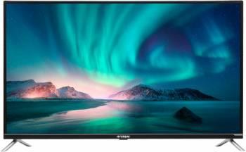 Телевизор Hyundai Android TV H-LED43EU7008 черный