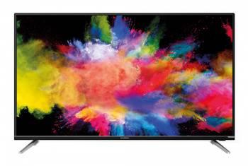 Телевизор Hyundai Android TV H-LED50EU7008 черный