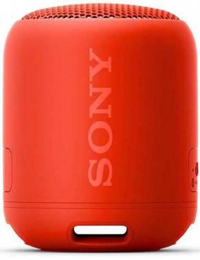 Колонка портативная Sony SRS-XB12 красный (srsxb12r.ru2)