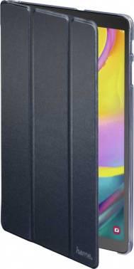 Чехол Hama Fold Clear, для Samsung Galaxy Tab A 10.1 (2019), темно-синий (00187510)