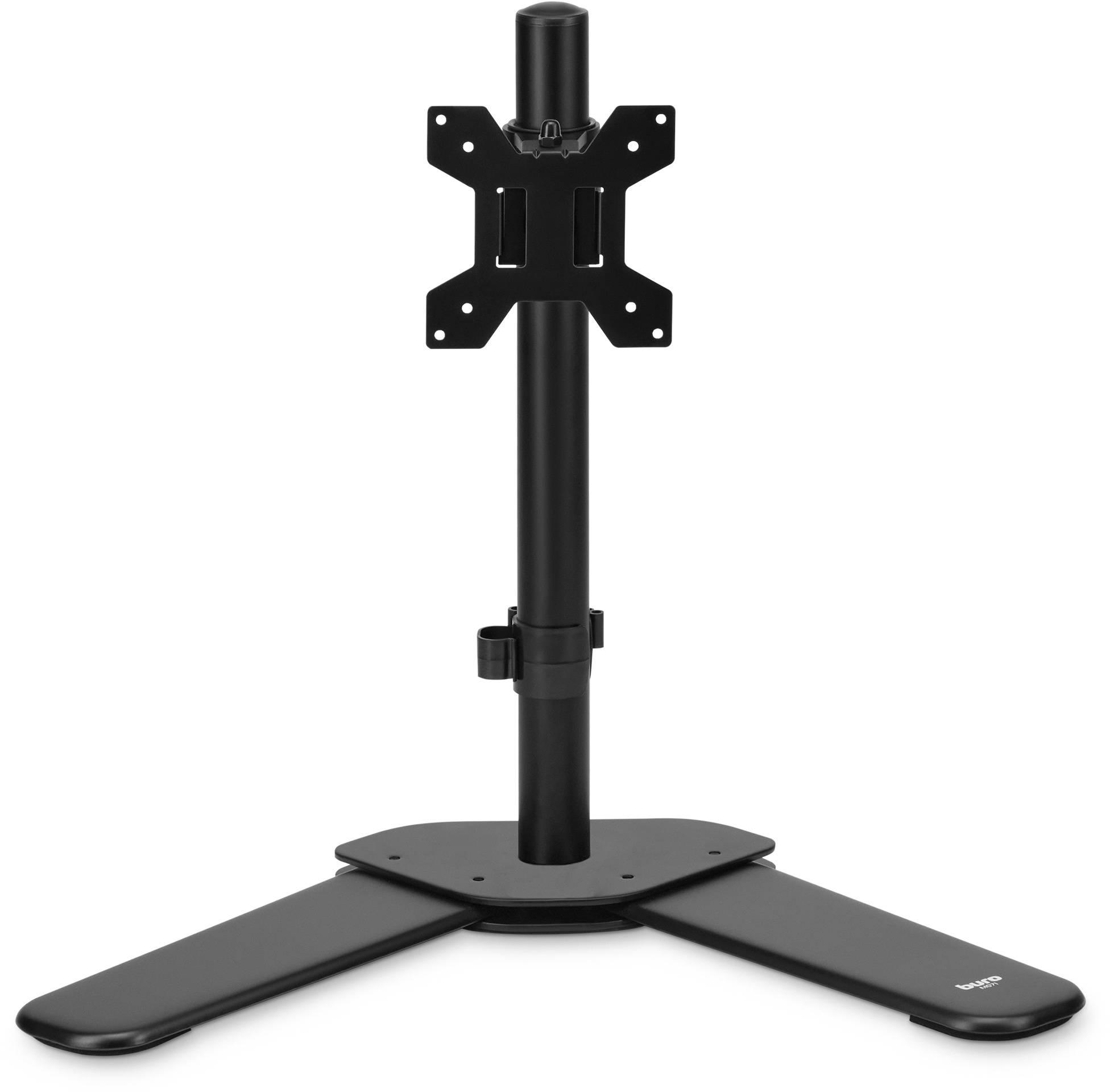 Кронштейн для монитора Buro M071 черный - фото 1