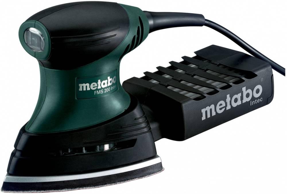 Дельташлифмашина Metabo FMS 200 Intec (600065500) - фото 1