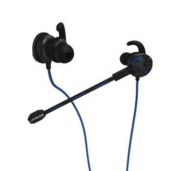 Наушники с микрофоном Hama uRage ChatZ черный/синий (00113783)